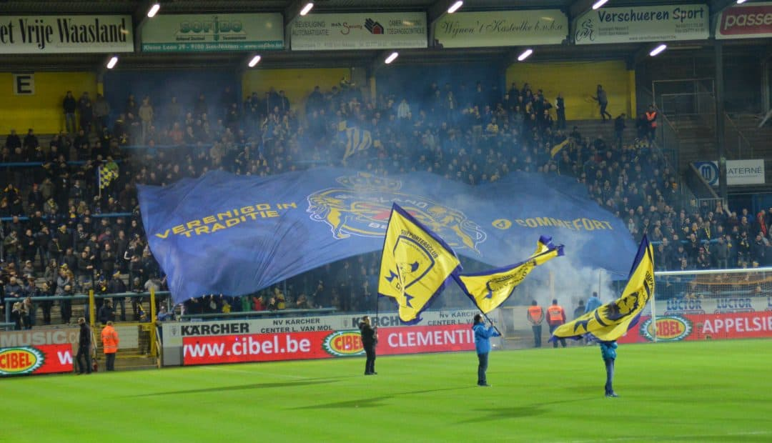 Gratis livestream Waasland Beveren Excelsior Moeskroen 1080x620 Livestream Waasland Beveren   Moeskroen, play off 2B Pro League