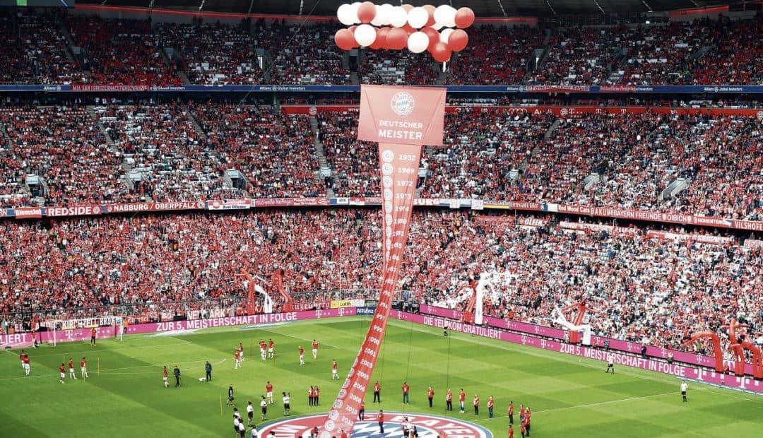 Gratis livestream Bundesliga met o.a. Bayern München Eintracht Frankfurt en Borussia Mönchengladbach Borussia Dortmund 1080x620 Livestream Bundesliga met o.a. Bayern München   Frankfurt & Mönchengladbach   Borussia Dortmund