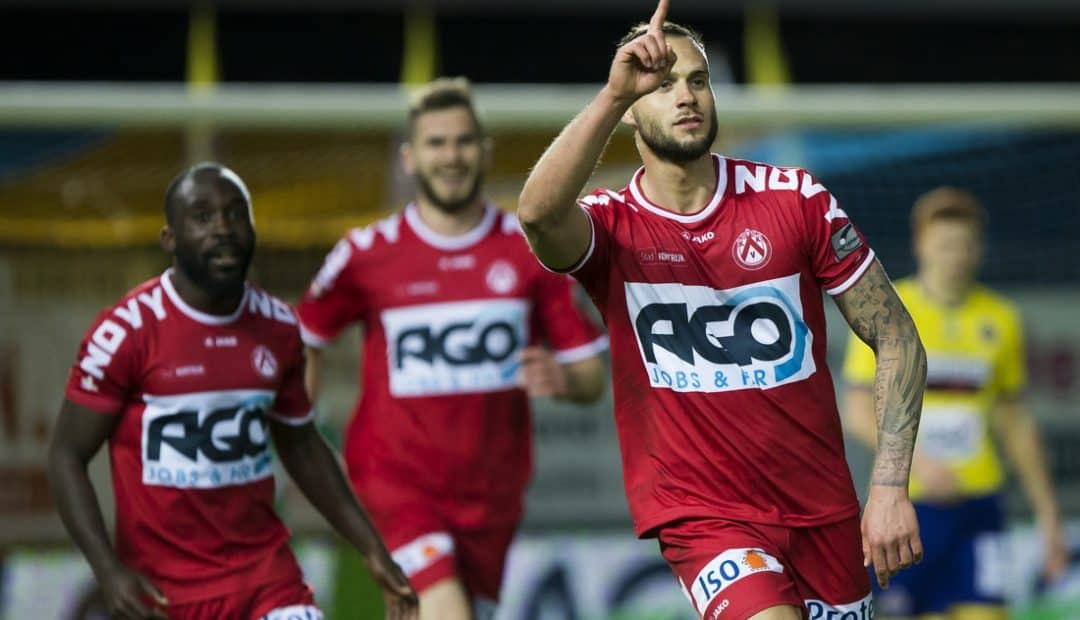 Gratis livestream Cercle Brugge Moeskroen Waasland Beveren Zulte Waregem en Union Kortrijk 1080x620 Livestream Play off 2B met o.a. Union   Kortrijk, Pro League