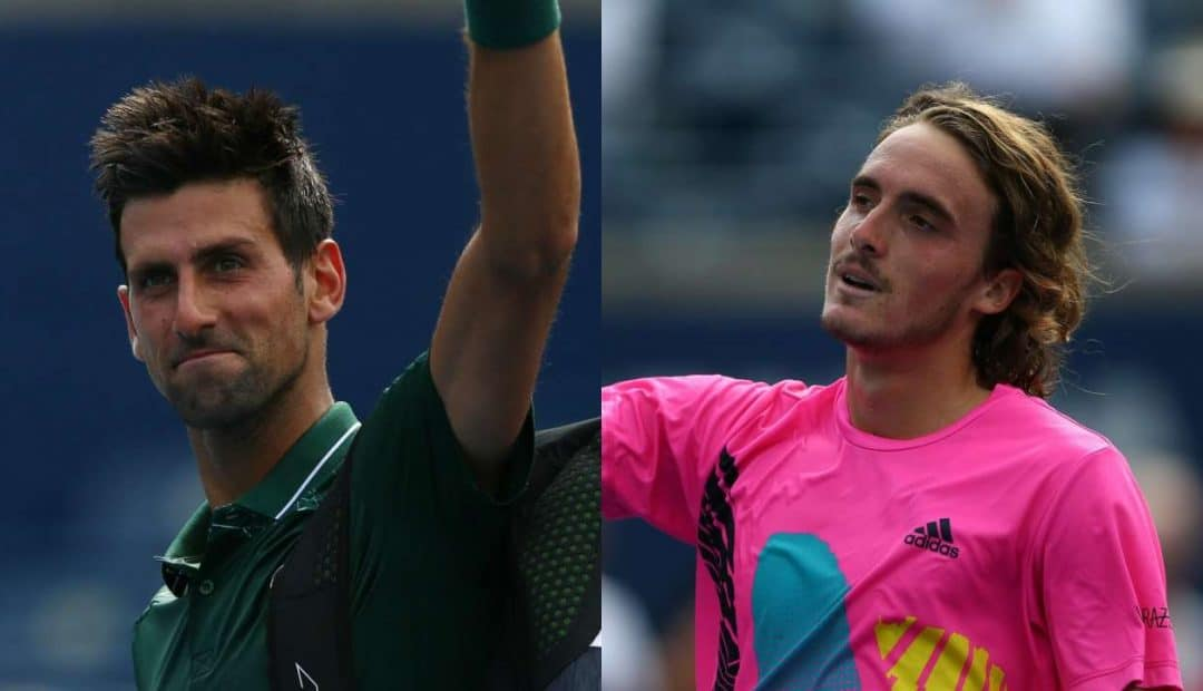 Gratis livestream van Djokovic Tsitsipas 1080x620 Livestream Novak Djokovic   Stefanos Tsitsipas, finale ATP Madrid