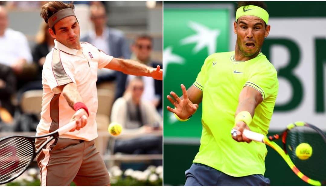 Gratis livestream Federer Nadal 1080x620 Gratis livestream Roger Federer   Rafael Nadal, Roland Garros 2019