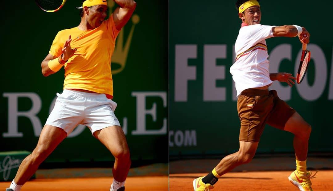 Gratis livestream Nishikori Nadal 1080x620 Gratis livestream Kei Nishikori   Rafael Nadal, Roland Garros 2019
