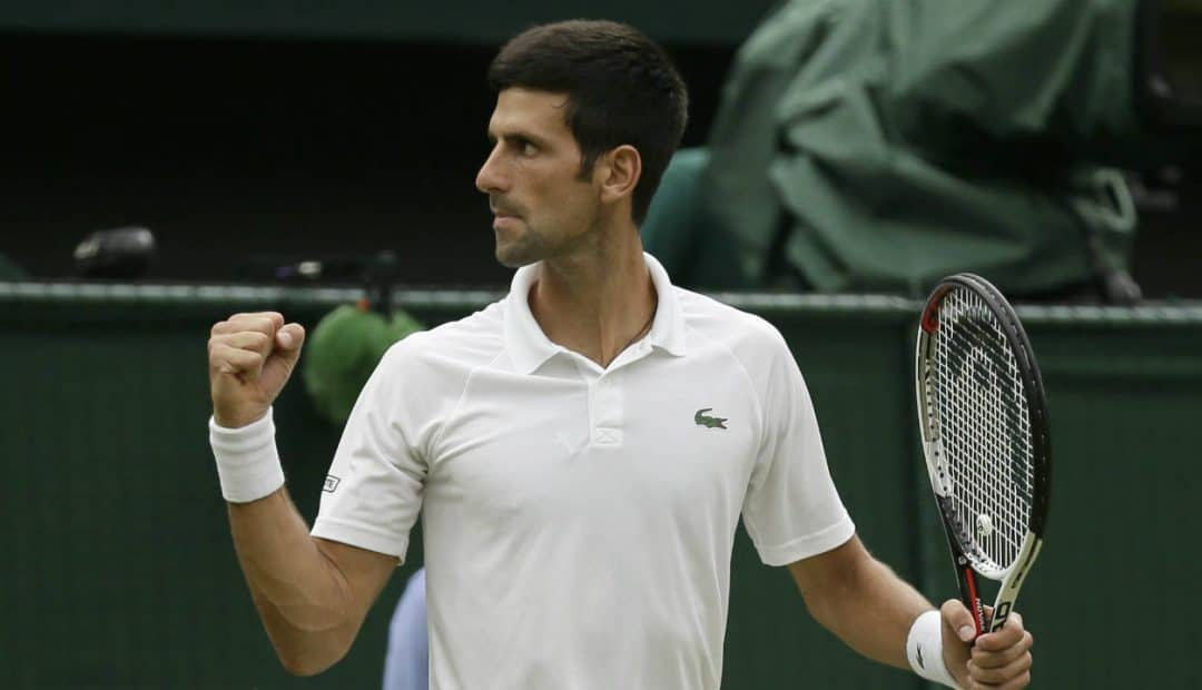 Gratis livestream Anderson Tipsarevic Halep Buzarnescu Puig Pliskova Djokovic kudla en Haase Raonic 1080x620 Gratis livestream Wimbledon met o.a. Djokovic   Kudla & Haase   Raonic