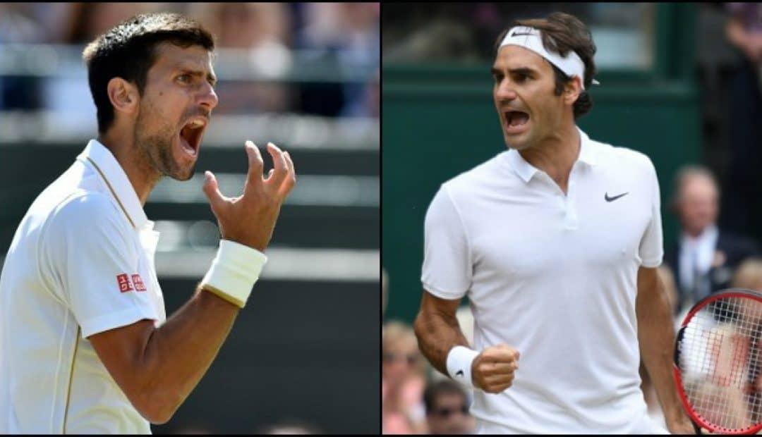 Gratis livestream Djokovic Federer 1080x620 Gratis livestream Novak Djokovic   Roger Federer, finale Wimbledon
