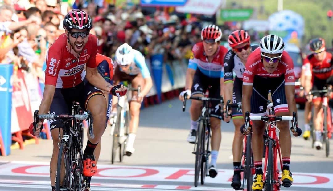 Gratis livestream tweede rit van de Ronde van Spanje 2019 1080x620 Gratis livestream rit 2 van de Vuelta 2019, heuveletappe