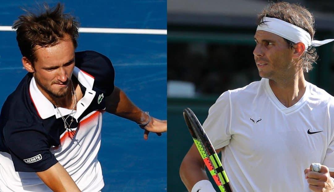 Gratis livestream finale US Open 2019 Daniil Medvedev Rafael Nadal 1080x620 Gratis livestream Daniil Medvedev   Rafael Nadal, finale US Open 2019