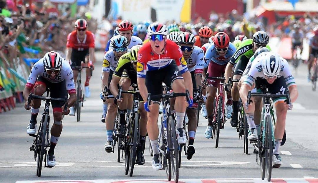 Gratis livestream zeventiende etappe Vuelta a España 2019 1080x620 Kijk hier gratis livestream naar rit 17 van de Vuelta 2019, vlakke etappe