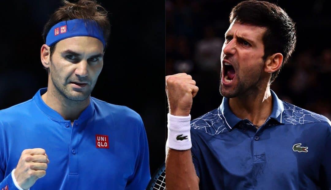 Gratis livestream Djokovic Federer 1080x620 Livestream Novak Djokovic   Roger Federer, ATP Finals 2019