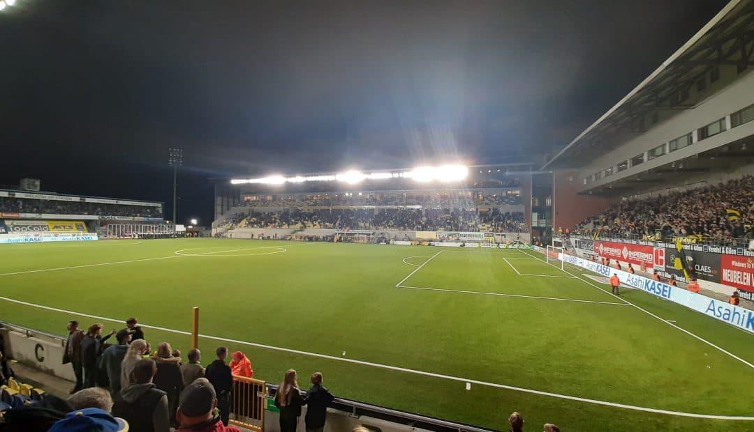 Gratis livestream STVV Charleroi 1080x620 Livestream STVV   Charleroi, Pro League