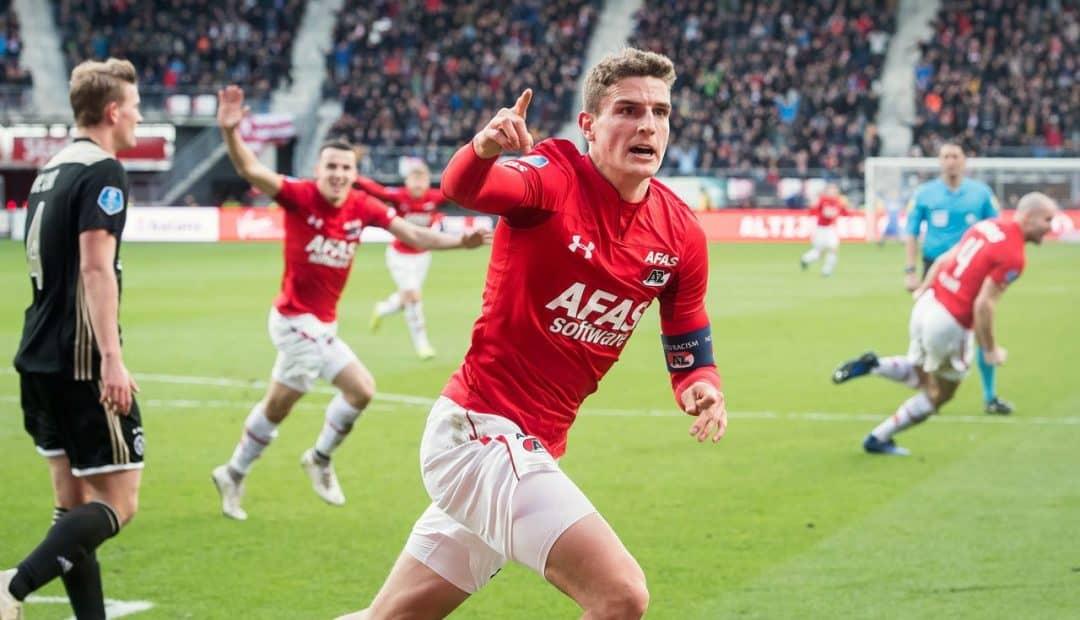 Livestream AZ Ajax 1080x620 Livestream AZ   Ajax, Eredivisie