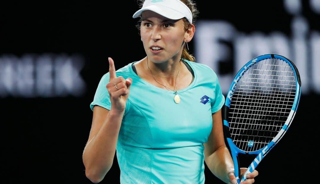 Livestream Mertens Kovinic 1080x620 Livestream Elise Mertens   Danka Kovinic, Australian Open