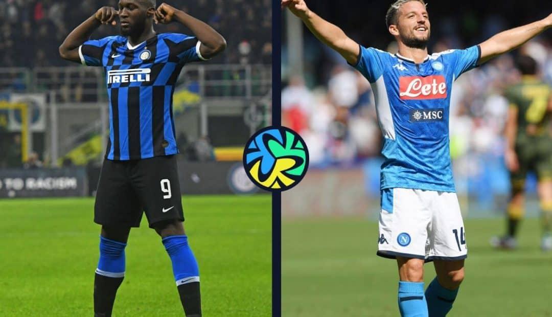 Livestream Inter Napoli 1080x620 Livestream Internazionale   Napoli, halve finale Coppa Italia