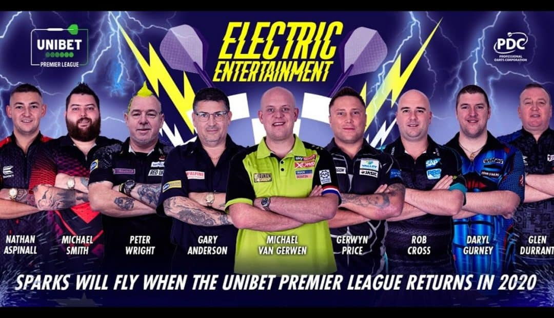 Livestream Premier League Darts 2020 1080x620 Kijk hier livestream naar alle Premier League Darts 2020 matchen
