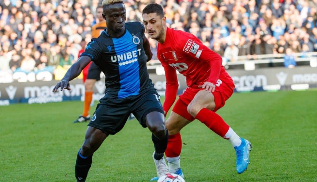 Livestream Standard Brugge 1080x620 Livestream Standard   Club Brugge, Pro League