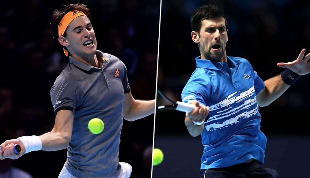 Livestream Thiem Djokovic 1080x620 Livestream Dominic Thiem   Novak Djokovic, finale Australian Open