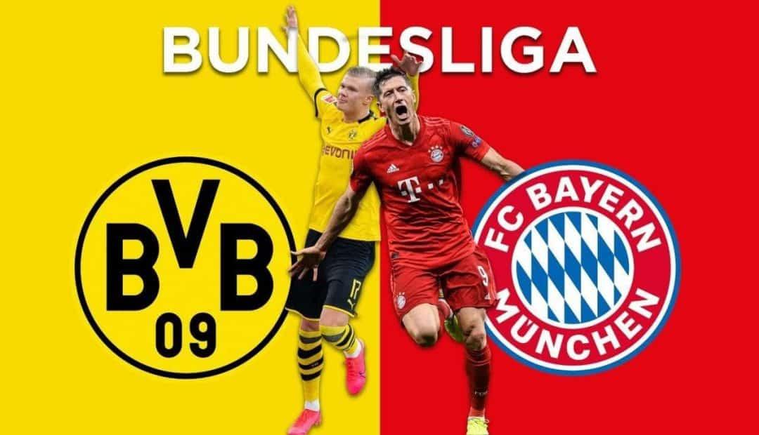 Livestream Dortmund Bayern 1080x620 Livestream Borussia Dortmund   Bayern München, Bundesliga