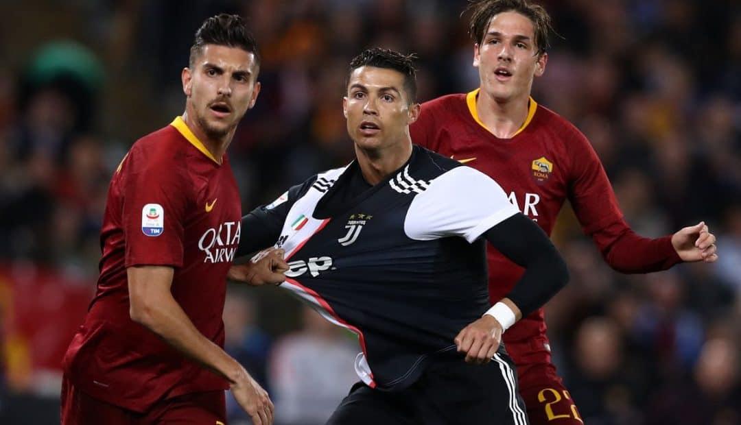Livestream Juventus Roma 1080x620 Livestream Juventus   AS Roma, Serie A
