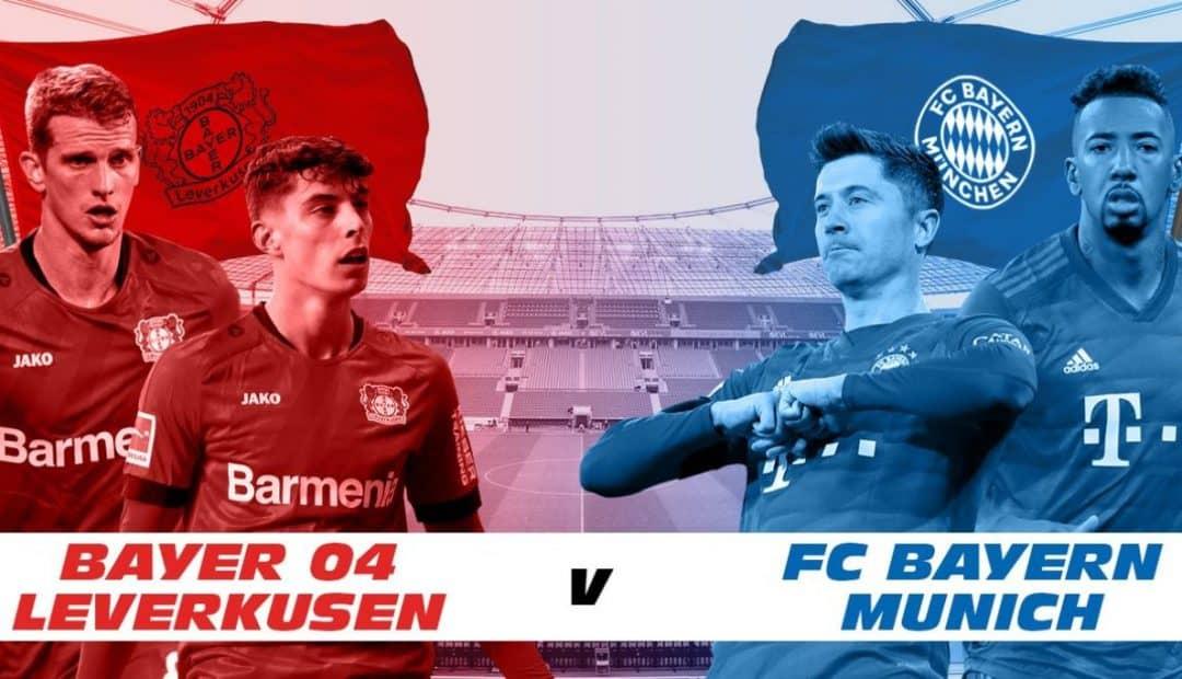 Livestream Leverkusen Bayern 1080x620 Livestream Leverkusen   Bayern München, finale DFB Pokal
