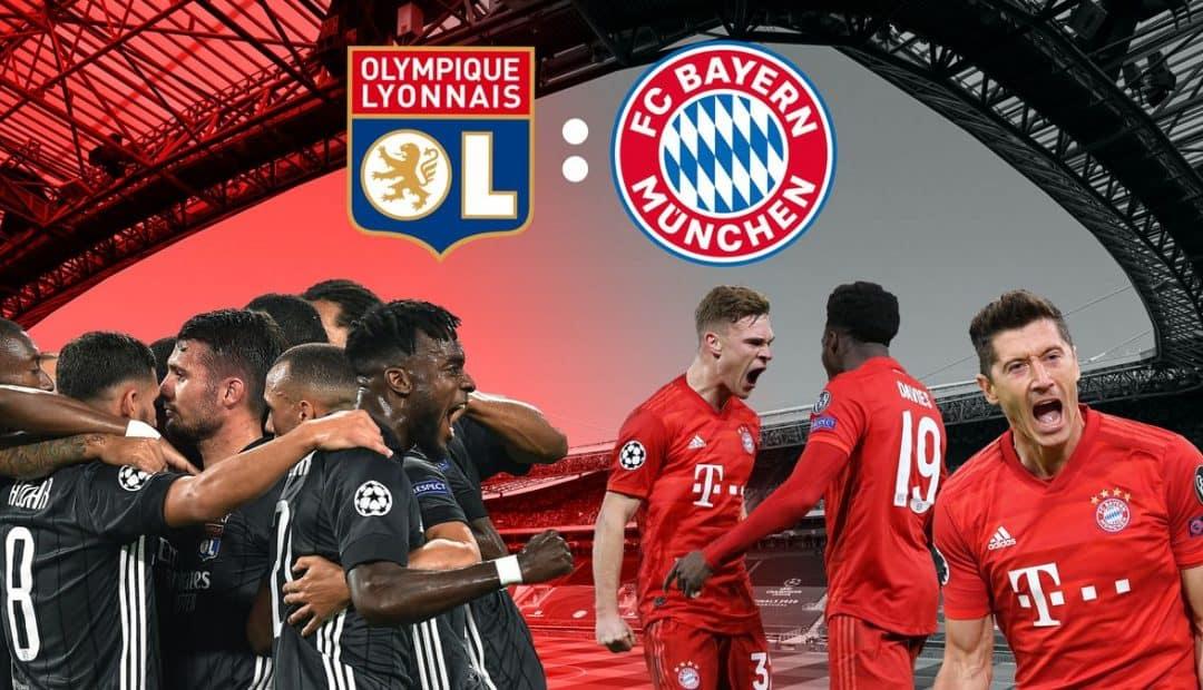 Livestream Lyon   Bayern München, Champions League