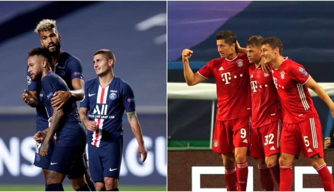 Gratis livestream Paris Saint Germain Bayern Munchen 1080x620 Livestream PSG   Bayern München, finale Champions League