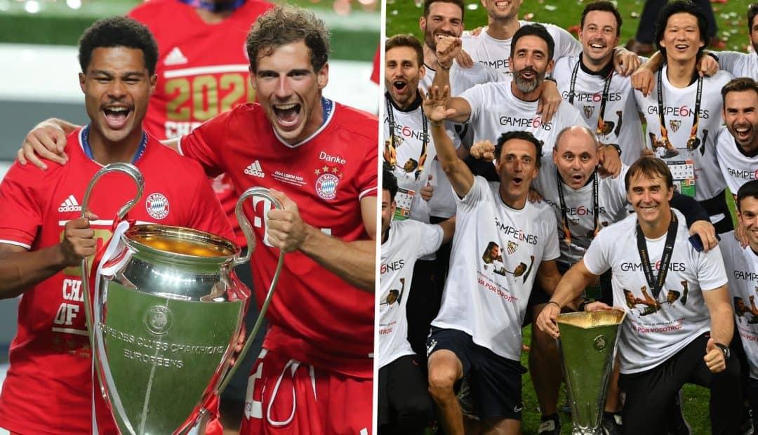 Livestream Bayern München   Sevilla, Europese Supercup