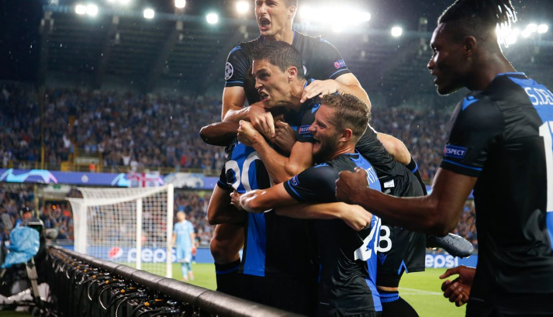 Livestream Zenit Sint Petersburg Club Brugge 1080x620 Livestream Zenit Sint Petersburg   Club Brugge, Champions League