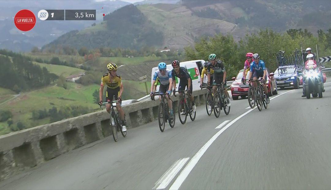 Livestream derde rit Ronde van Spanje 1080x620 Kijk hier livestream naar alle Vuelta 2020 ritten