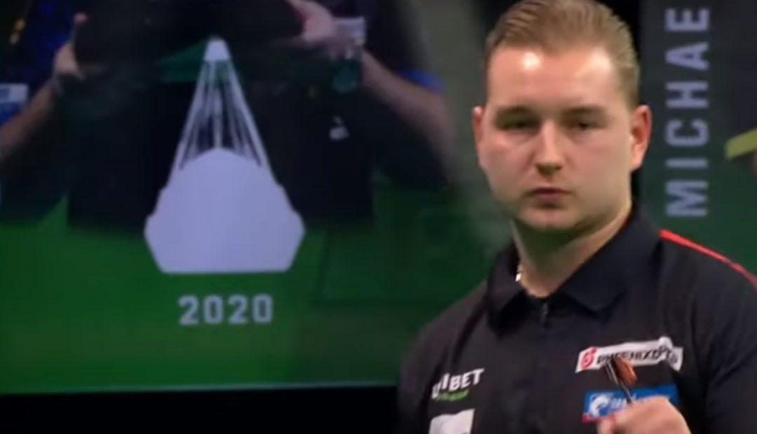 Livestream van den Bergh de Sousa 1080x620 Livestream Dimitri van den Bergh – Jose de Sousa, Premier League Darts