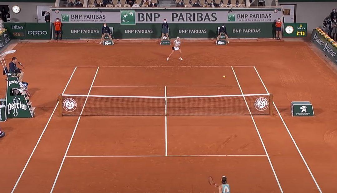Livestream Zakkari Mertens 1080x620 Livestream Maria Sakkari   Elise Mertens, Roland Garros 2021