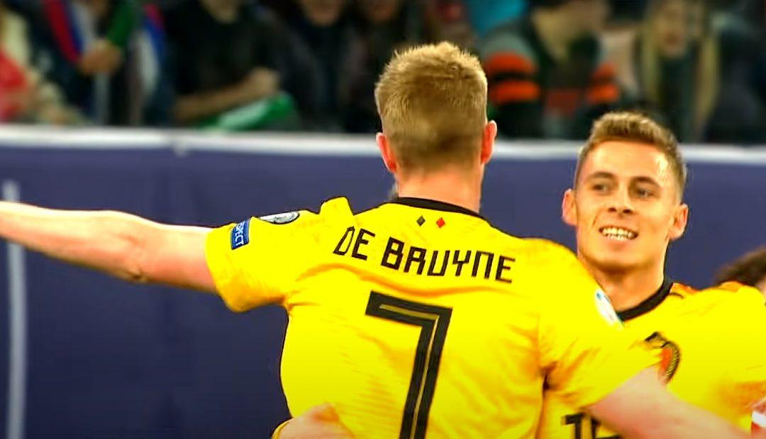 Pak hier 10X je inzet als Belgie wint van Finland op het EK 1080x620 Pak hier 10X je inzet als de Rode Duivels winnen van Finland op Euro 2020