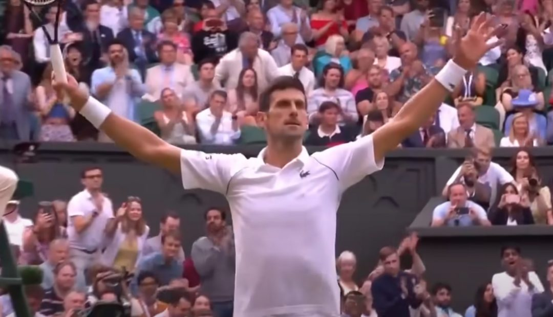 Livestream Djokovic Berrettini 1080x620 Livestream Novak Djokovic   Matteo Berrettini, finale Wimbledon