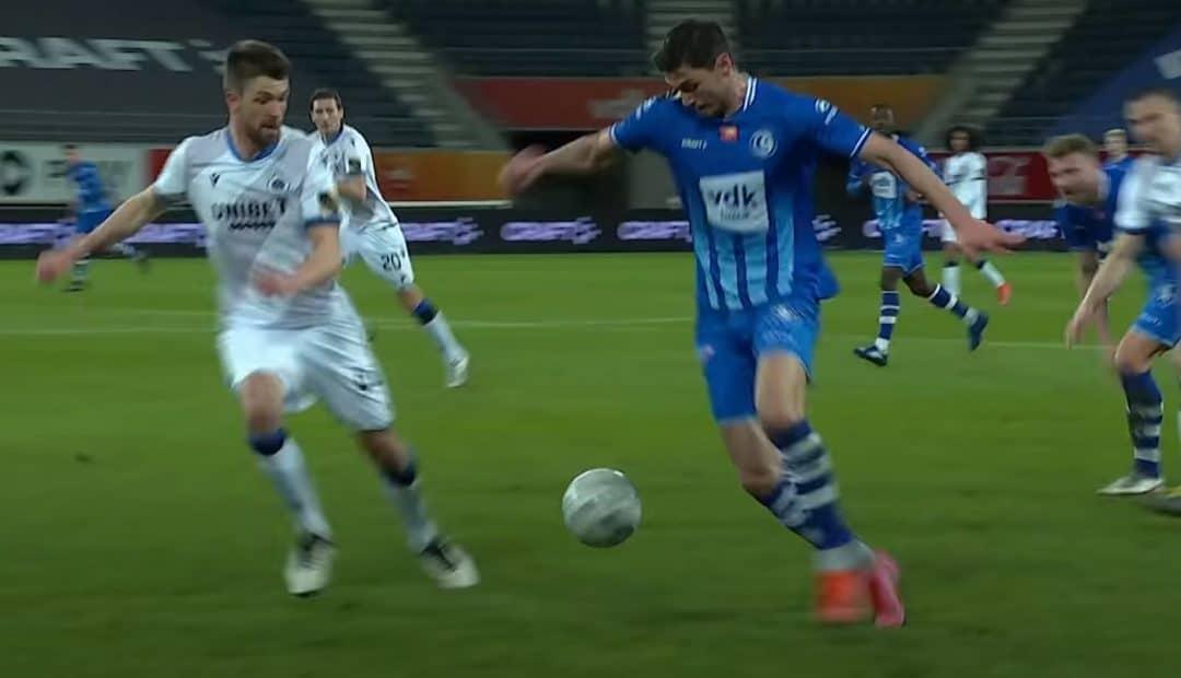 Livestream Gent Club Brugge 1080x620 Livestream Gent   FC Brugge, Jupiler Pro League