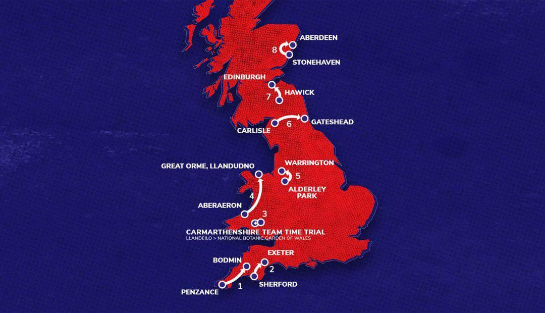 Livestream Ronde van Britannie 1080x620 Livestream Ronde van Groot Brittannië 2021, kijk de Tour of Britain live